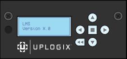 Uplogix LM83X LCD