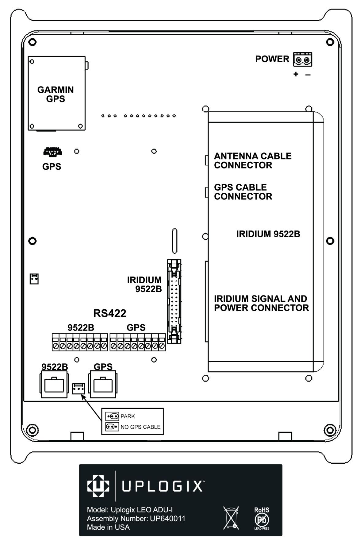 Above Deck Unit Revision 2