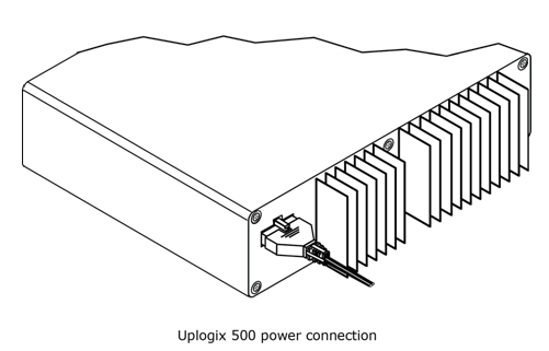 Uplogix 500 Power Supply