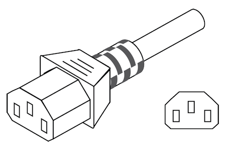 A Power Cord
