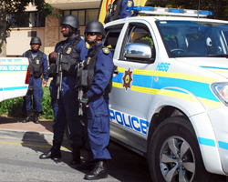 South African Police Force (SAPS)