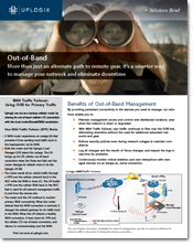Download the Out-of-Band Solution Brief
