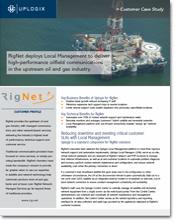 RigNet Case Study