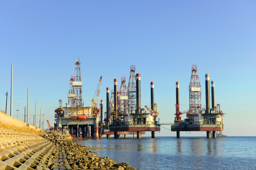 m2m applications in the oil and gas industry