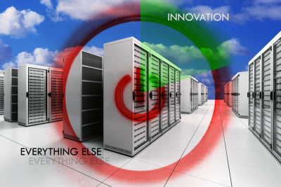 Will abandoning your data center and jump to the cloud save innovation dollars