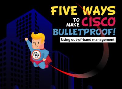 Make Cisco Bulletproof eBook