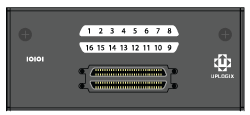 Uplogix 5000 Expansion Module 16-port Serial