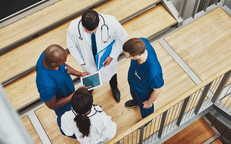 Healthcare network management is becoming part of delivering quality care