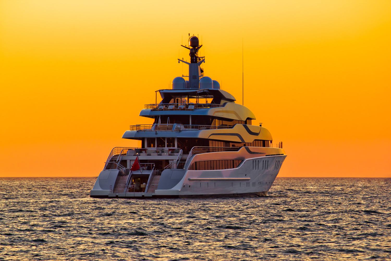 Luxury yacht network security might matter to you