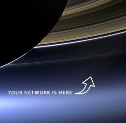 Leave retiring spacecraft to NASA. For help with network gear fails or for a network refresh, talk with Uplogix.