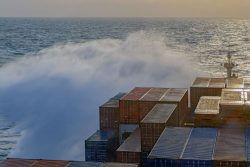 Maritime communications have to deal with stormy seas.