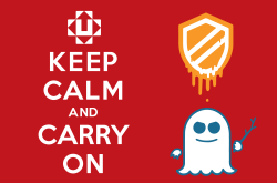 Keep calm, Uplogix is not susceptible to Meltdown or Spectre