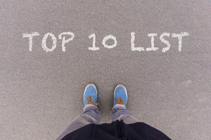 Gartner Top 10 Technologies