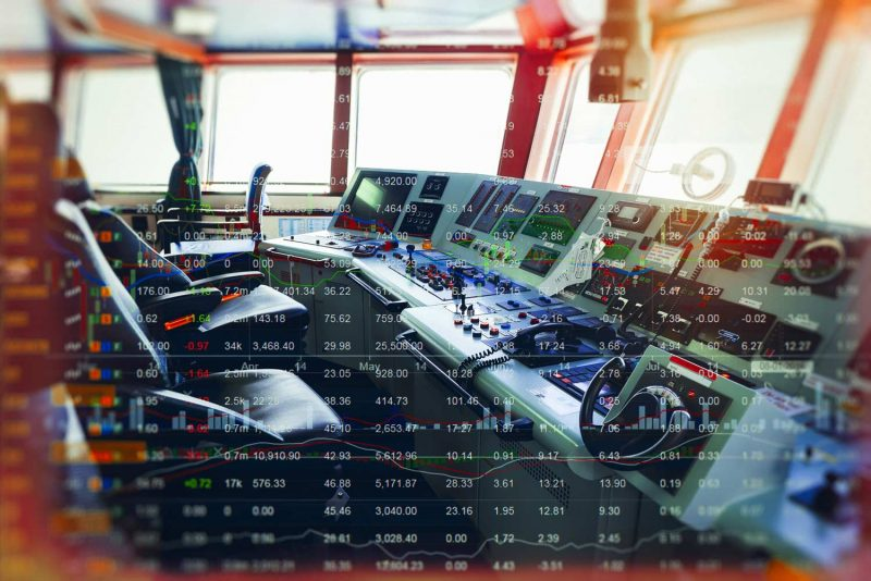 Maritime cybersecurity risks for the modern ship rival a data center or branch office.