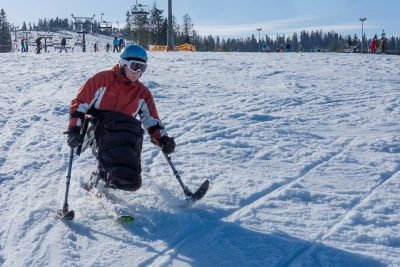 Department of Veterans Affairs Winter Sports Clinic