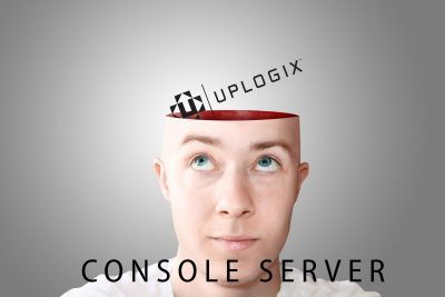Front-end your console server with Uplogix