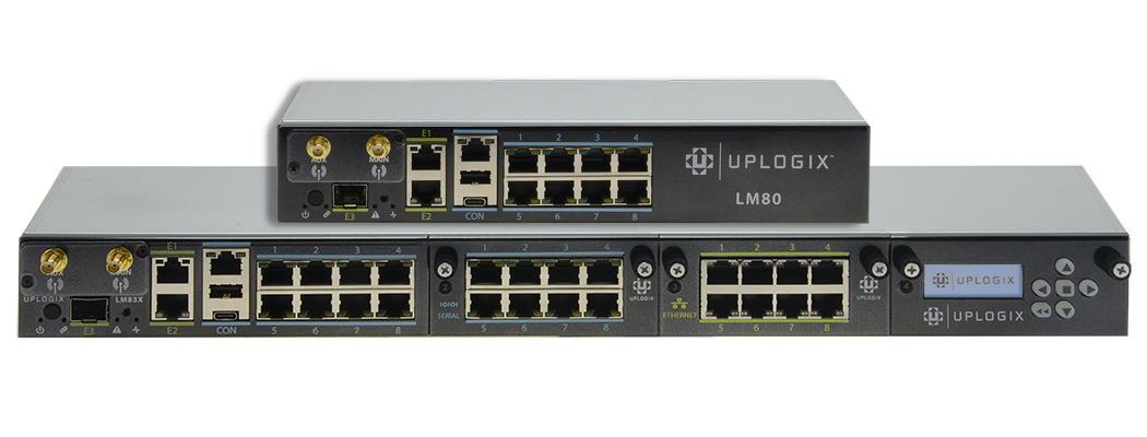 Uplogix-LM83X and LM80